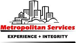 Metropolitan Services Website Design