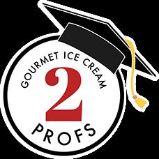 2 Profs Gourmet Ice Cream