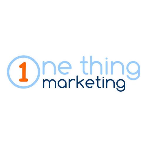 One Thing Marketing   Website Design & SEO
